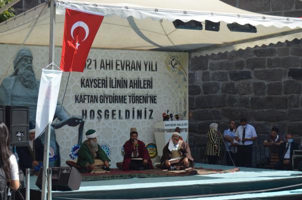 YILIN AHİSİ ' TAHİR NERGİZ ' SEÇİLDİ